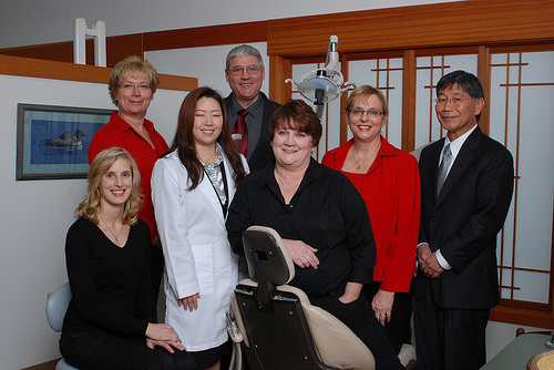 Gentle Dentistry and Dr. Eunice Kim: Dentist Everett WA